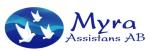 Myra Assistans AB logotyp