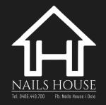 Nails House i Oxie AB logotyp