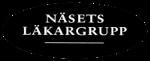 Näsets Läkargrupp KB logotyp