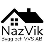 NazVik Bygg och VVS AB logotyp