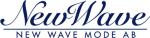New Wave Mode AB logotyp