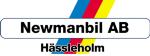 Newmanbil AB logotyp