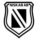 Niskab AB logotyp