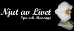 Njut av Livet Falköping Spa och Massage logotyp