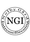 Nolby Gårds Intressefören logotyp