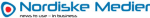 Nordiske Medier Stockholm AB logotyp