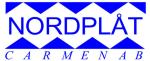 Nordplåt Carmen AB logotyp