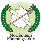 Norrbottens Föreningsarkiv logotyp