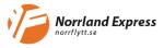 Norrland Express AB logotyp