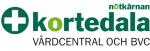 Nötkärnan Kortedala Vårdcentral och Bvc AB logotyp