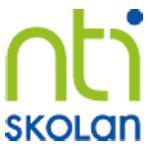 Nti-Skolan AB logotyp