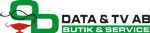 OD Data & TV AB logotyp