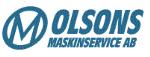 Olsons Maskinservice AB logotyp