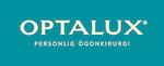 Optalux Ögonklinik Östermalm AB logotyp
