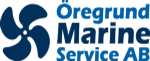 Öregrund Marine Service AB logotyp