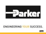 Parker Hannifin Manufacturing Sweden AB logotyp