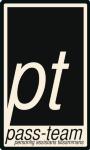 Pass Team AB logotyp