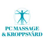 PC massage och kroppsvård AB logotyp