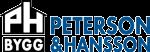 Peterson & Hansson Byggnads AB logotyp