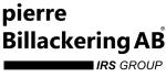 Pierre Billackering AB logotyp