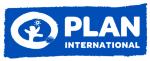 Plan International Sverige Insamlingsstift logotyp