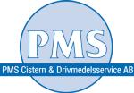 Pms Cistern och Drivmedelsservice AB logotyp
