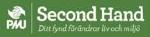 Pmu Second Hand i Haparanda logotyp
