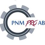 Pnm pro ab logotyp