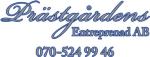 Prästgårdens Entreprenad AB logotyp