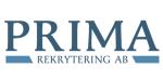Prima Rekrytering Sverige AB logotyp