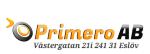 Primero Service AB logotyp