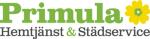 Primula Hemtjänst & Städservice logotyp
