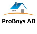 Proboys AB logotyp
