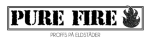 Pure Fire AB logotyp