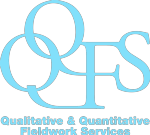 Qualitative And Quantitative Fieldwork Service ( logotyp