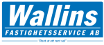Ra Wallins Fastighetsservice AB logotyp
