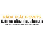 Råda Plåt & Svets AB logotyp