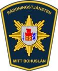 Räddningstjänstförbundet Mitt Bohuslän logotyp