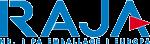 Rajapack AB logotyp