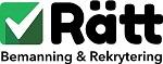 RÄTT Bemanning & Rekrytering Mälardalen AB logotyp