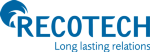 Recotech AB logotyp