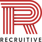 Recruitive AB logotyp