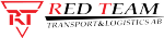 Red team transport & logistics AB logotyp
