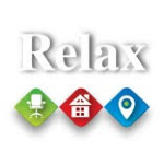 Relax Städ & Services AB logotyp