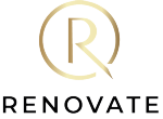 Renovate 08 AB logotyp