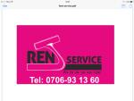 Rent Service Skåne AB logotyp