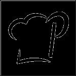 Restaurang Två Blommor AB logotyp