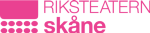 Riksteatern Skåne logotyp