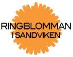 Ringblomman i Sandviken logotyp
