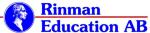 Rinman Education AB logotyp